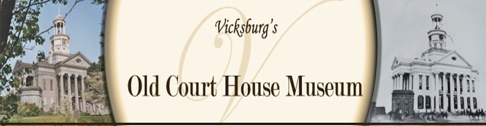 Old Warren County Court House Museum Vicksburg, MS